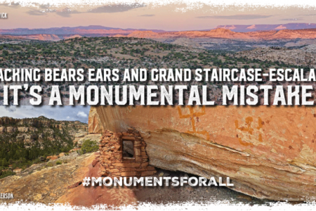 Trump Reduces Utah Monuments