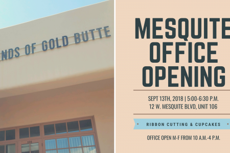 New Office is Opening in Mesquite, NV