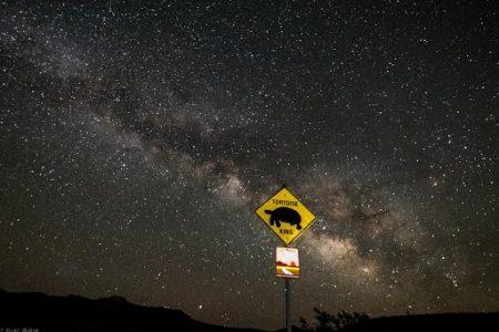 Gold Butte Winter Star Gazing