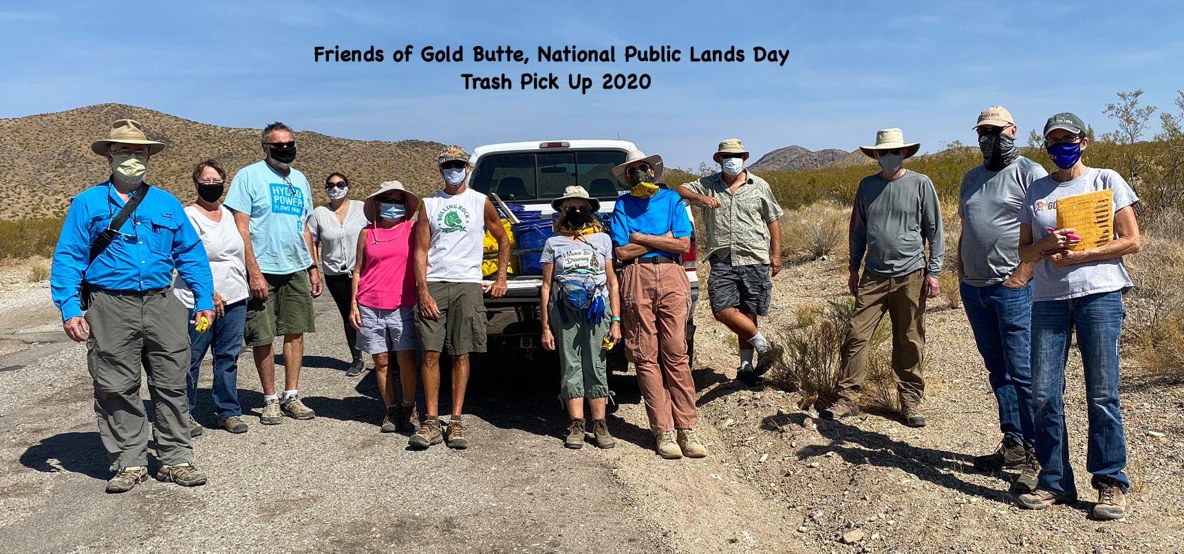 2020 Public Lands Day